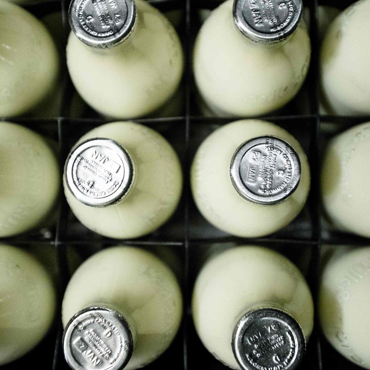 Drinka Pinta Milka Day Letters Food The Guardian