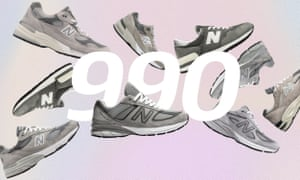 cad3d556d68 In pictures The evolution of the New Balance 99X series