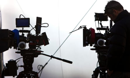 The film industry is facing shortages of a variety of skilled professionals.