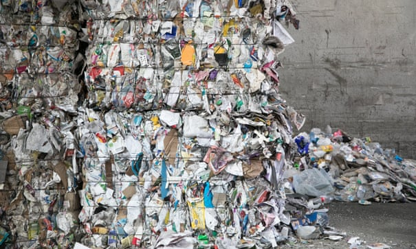 180,000 tonnes of recycling heading to landfill as Victoria's SKM teeters on the brink | Recycling | The Guardian