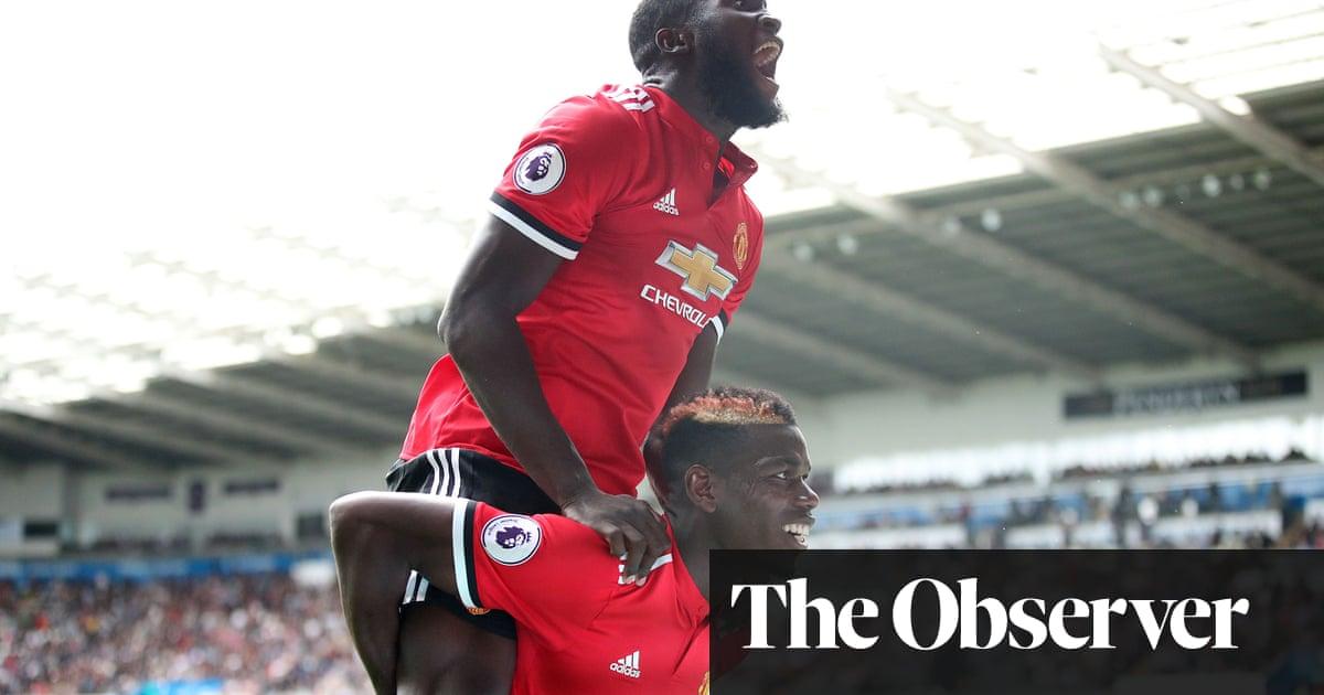 Manchester United Rout Swansea City As Romelu Lukaku