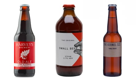 'Table' beers is a much nicer phrase than 'session': three lower-alochol beers that still pack quite a punch