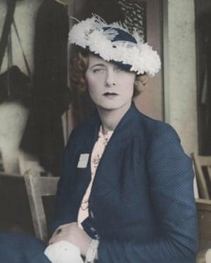 Doris Castlerosse in the 1930s.