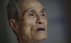 Sumiteru Taniguchi was 16 when the US bombed his Japanese city.