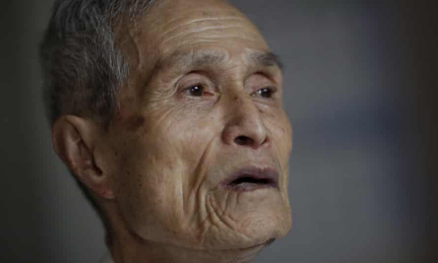 Sumiteru Taniguchi was 16 when the US bombed his Japanese city.