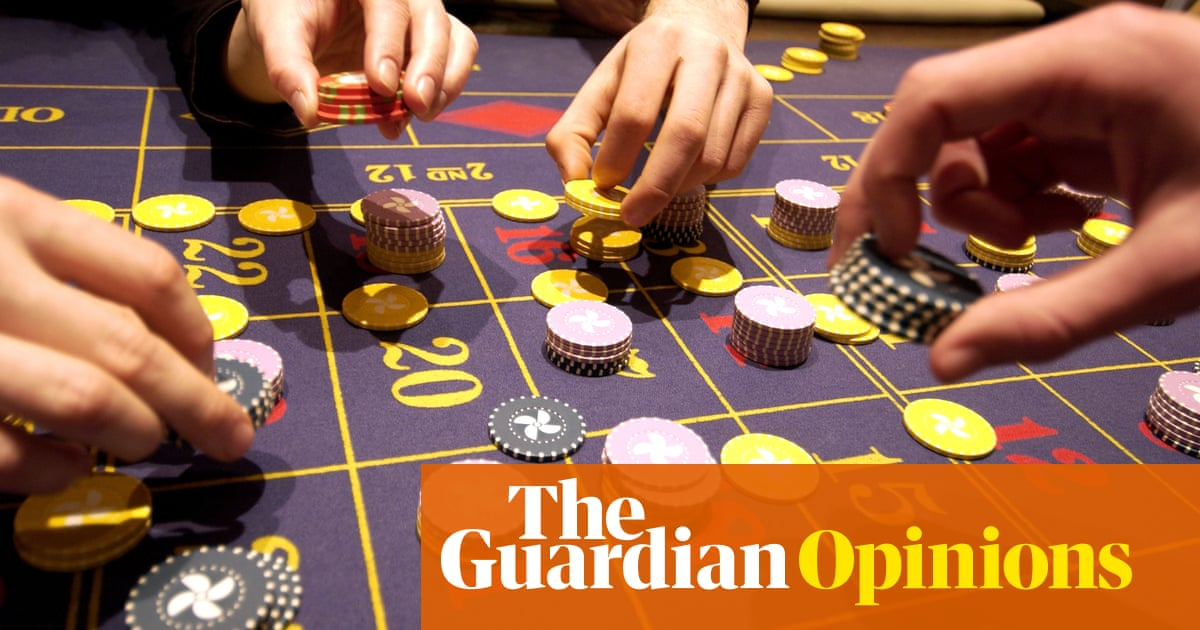Why is a mandatory levy on the UK's gambling industry still a roll of the dice?