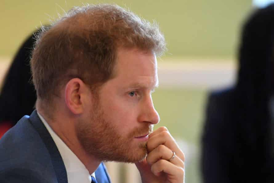 Prince Harry, Duke of Sussex, Great Britain, attends a Gender Equality Roundtable with the Queen's Commonwealth Trust (QCT) and One Young World at Windsor Castle, Windsor, Great Britain on 25 October 2019.
