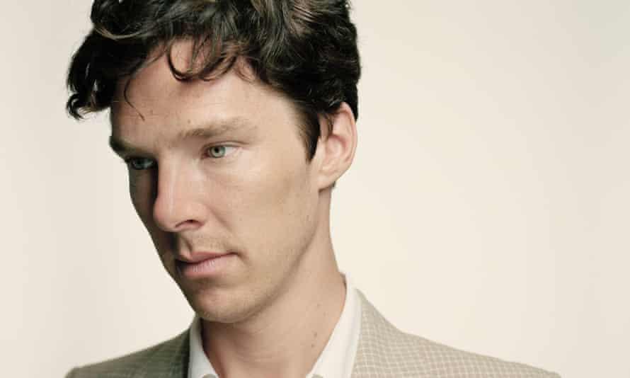 Cumberbatch: still waiting for that lightsaber.