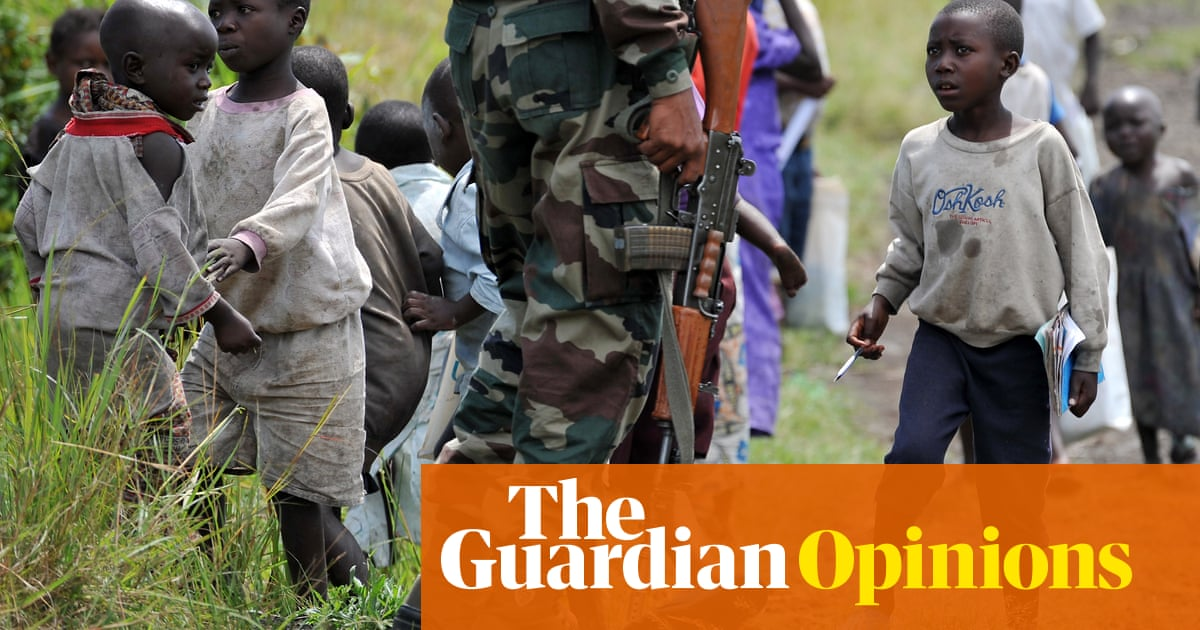 Violence against Africa's children is rising. It stains our collective conscience