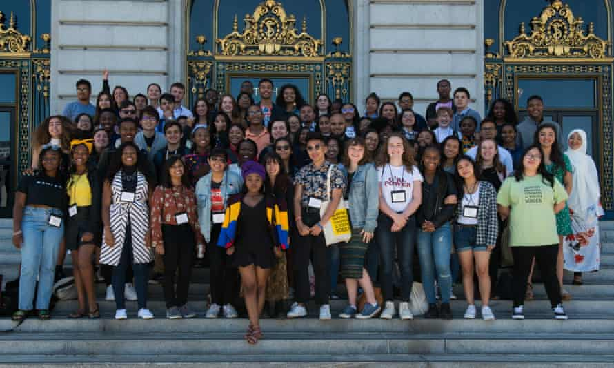 Students at the gathering have written a manifesto for their global network of youth voices.