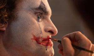 Joaquin Phoenix as Arthur Fleck in Joker. Film still