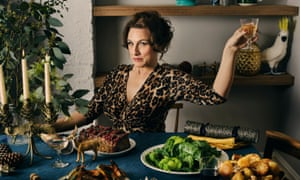 Grace Dent's vision of a future perfect Christmas dinnner