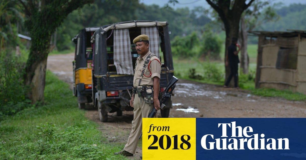 Police arrest 25 people in India after latest WhatsApp lynching
