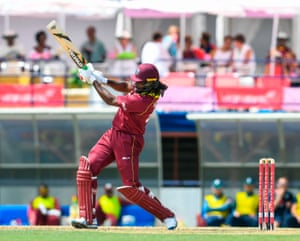 Chris Gayle from West Indies will meet 6.