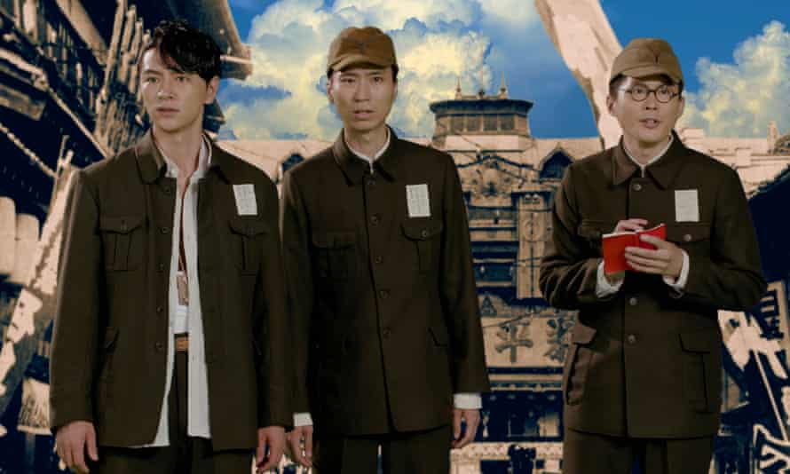 Anti-war anti-heroes … Labyrinth of Cinema.