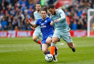 Arter does just enough to put Hazard off.
