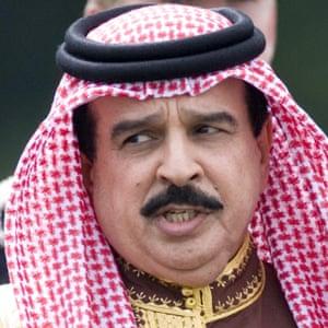 Hamad bin Isa al-Khalifa.