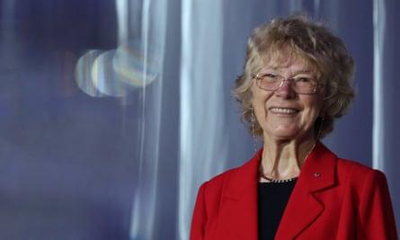 Emeritus Professor Cheryl Praeger