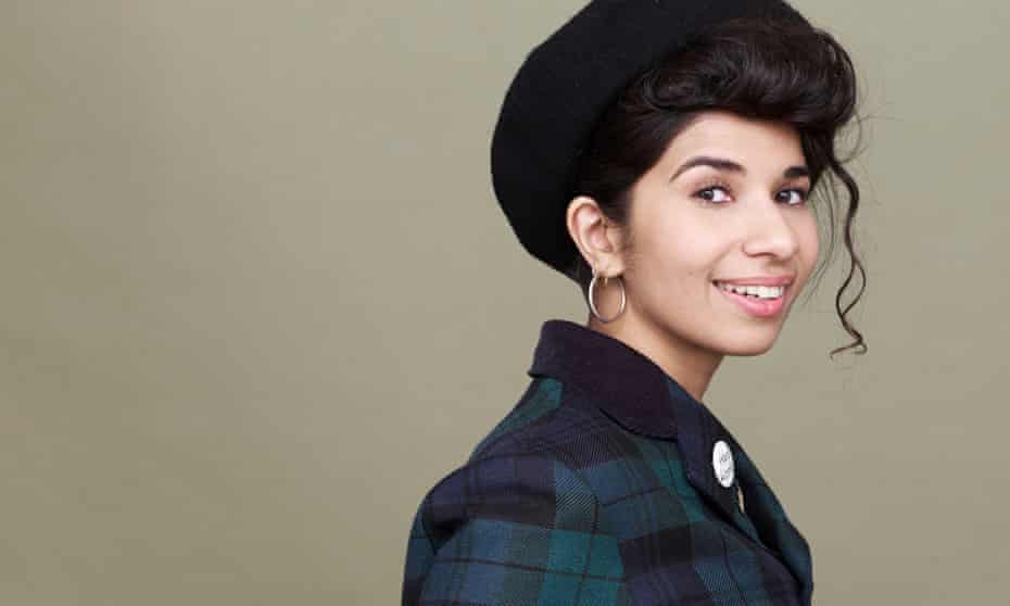 Nabihah Iqbal: 'I'm not going to go along with injustices that really stand out to me'