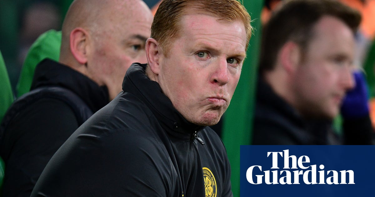 Celtic's Neil Lennon shrugs off talk of title battle before Old Firm derby