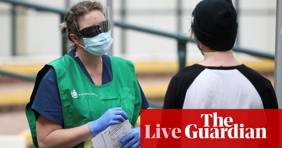 Australian Covid-19 deaths rise to 21 as ex-health professionals urged to rejoin workforce – as it happened – The Guardian