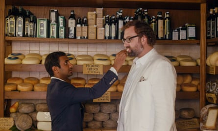 If series three opens with the revelation that Aziz Ansari was a serial killer all along, it wouldn't be a shock … Master of None.