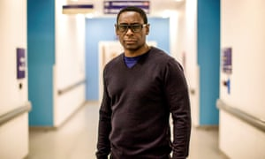 David Harewood in Psychosis and Me