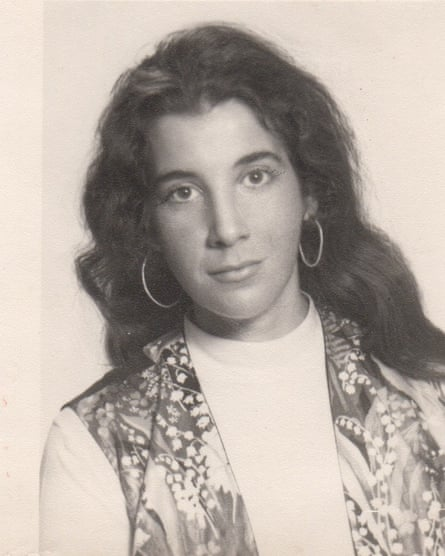 Sheila Michaels, photographed for her passport in the 1960s.