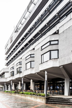 New City Hall, Pforzheim, Germany, 1962–1973