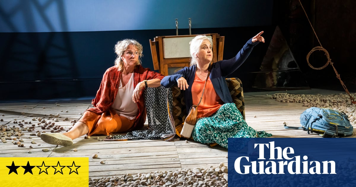 The Lodger review – fights, forgiveness and midlife reckonings
