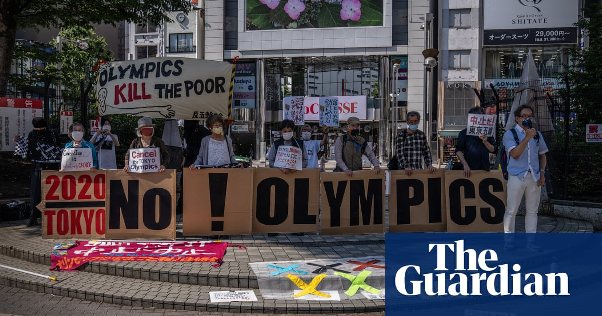 Will Tokyo really host a pandemic Olympics?