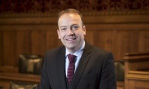 Chris Heaton-Harris, the government whip who demanded the details of Brexit lecturers and the content of their courses