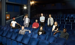 The staff of the Curzon Soho