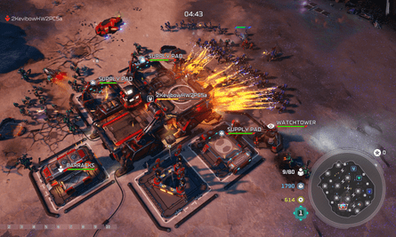 Halo Wars 2 includes a range of multiplayer modes