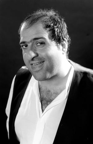 Omid Djalili in 1997.