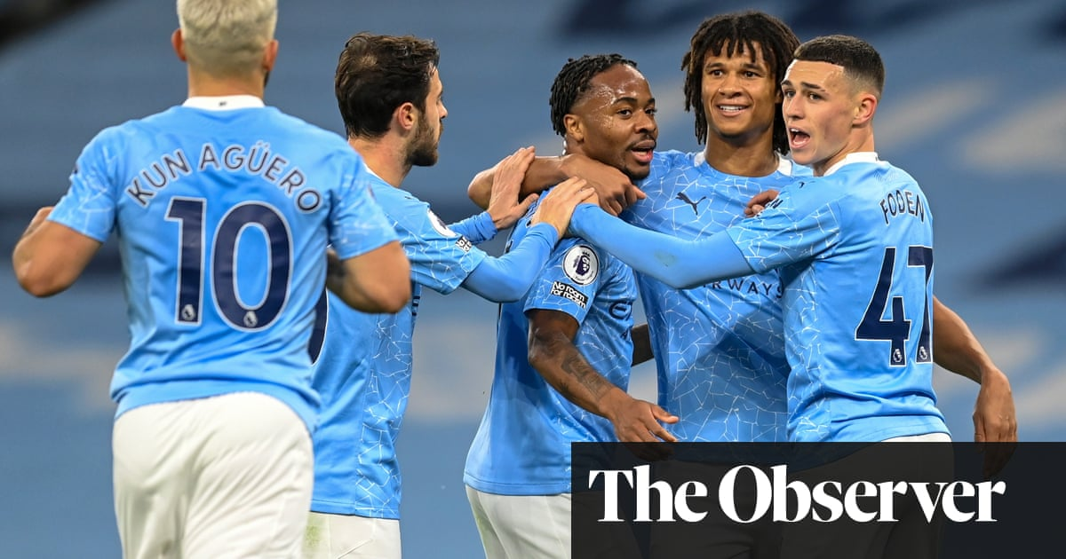 Manchester City show Arsenal that the game belongs to the players | Jonathan Liew