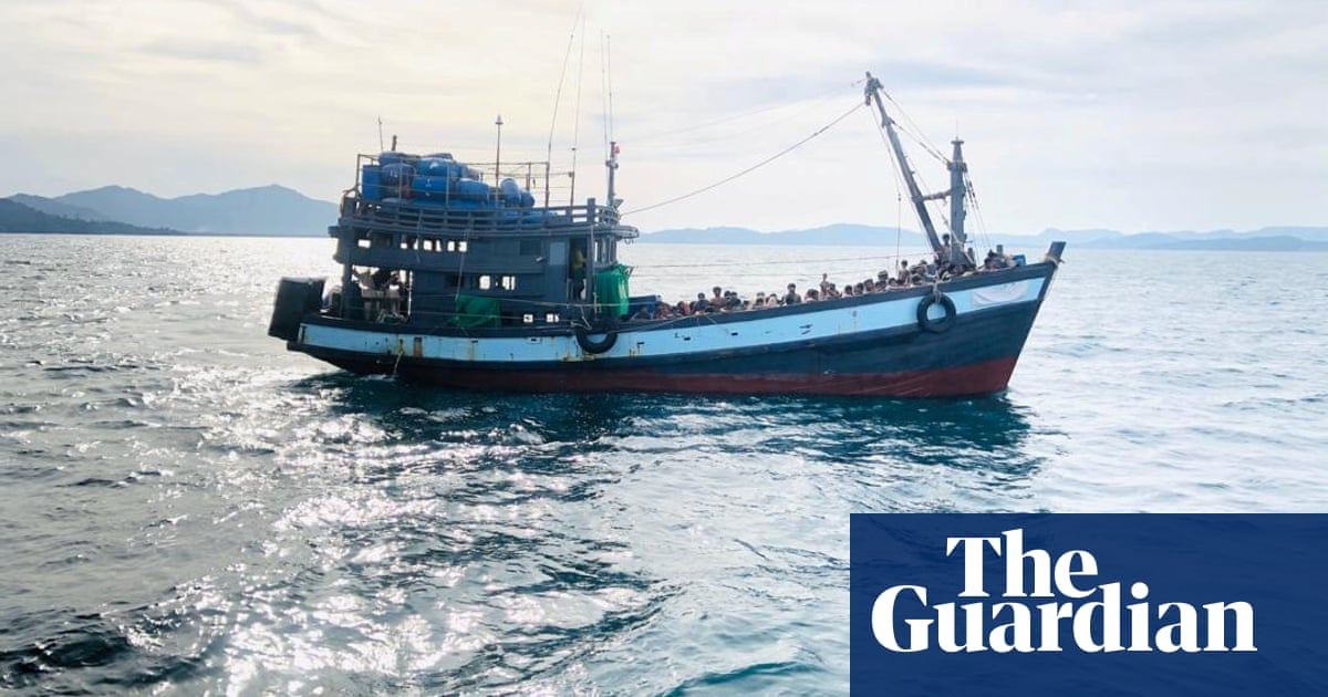Bangladesh rescues hundreds of Rohingya drifting at sea for nearly ...