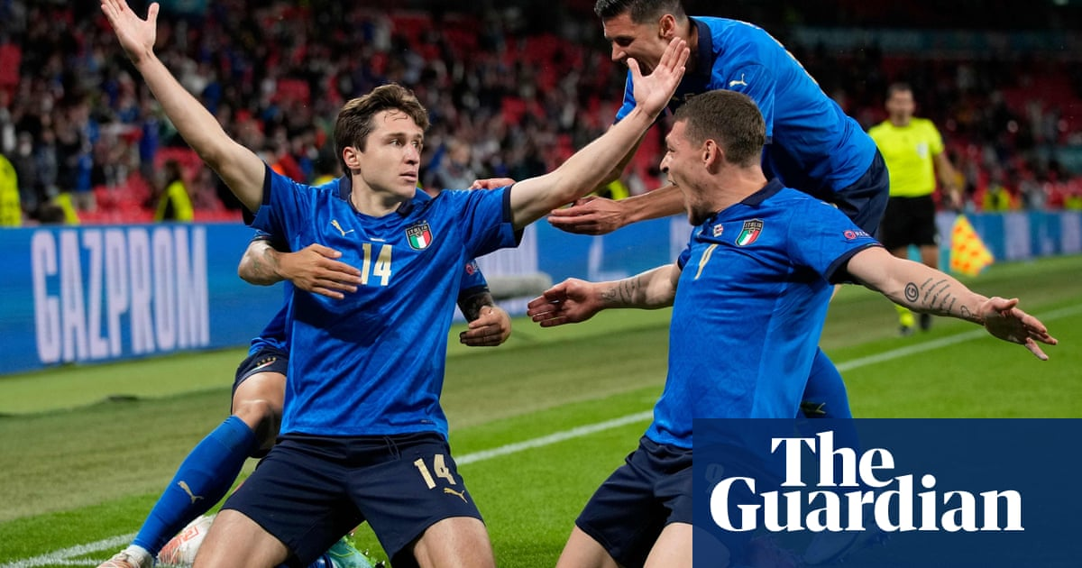 Mancini's Italy plot to overtake Spain after following in rival's footsteps