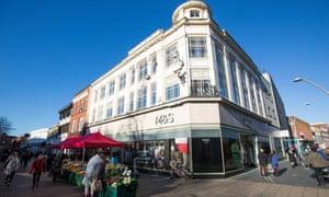 Marks & Spencer in Bedford
