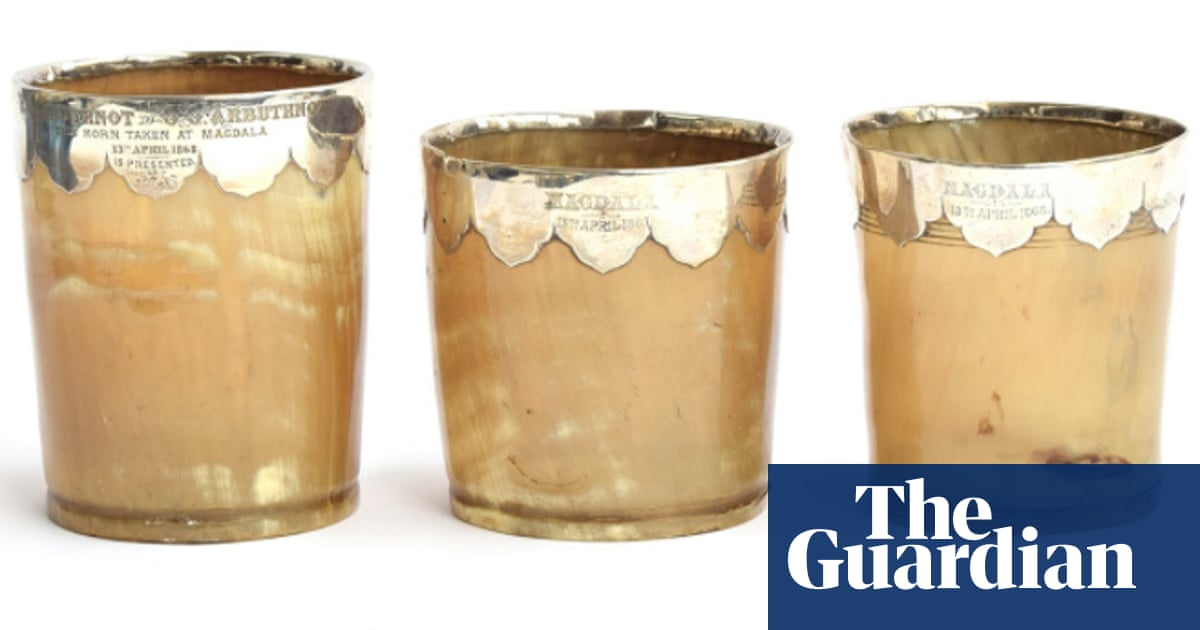 Looted artefacts withdrawn from UK auction after Ethiopia's appeal