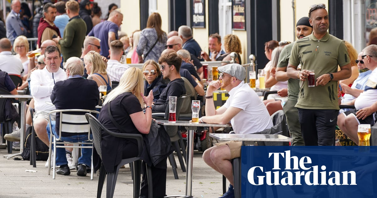 Bank holiday Monday could be hottest day of year so far in UK