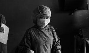 North Korean nurse