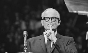 Psychologists once claimed that United States Senator and nominee for president, Barry Goldwater, was psychologically unfit to be president.