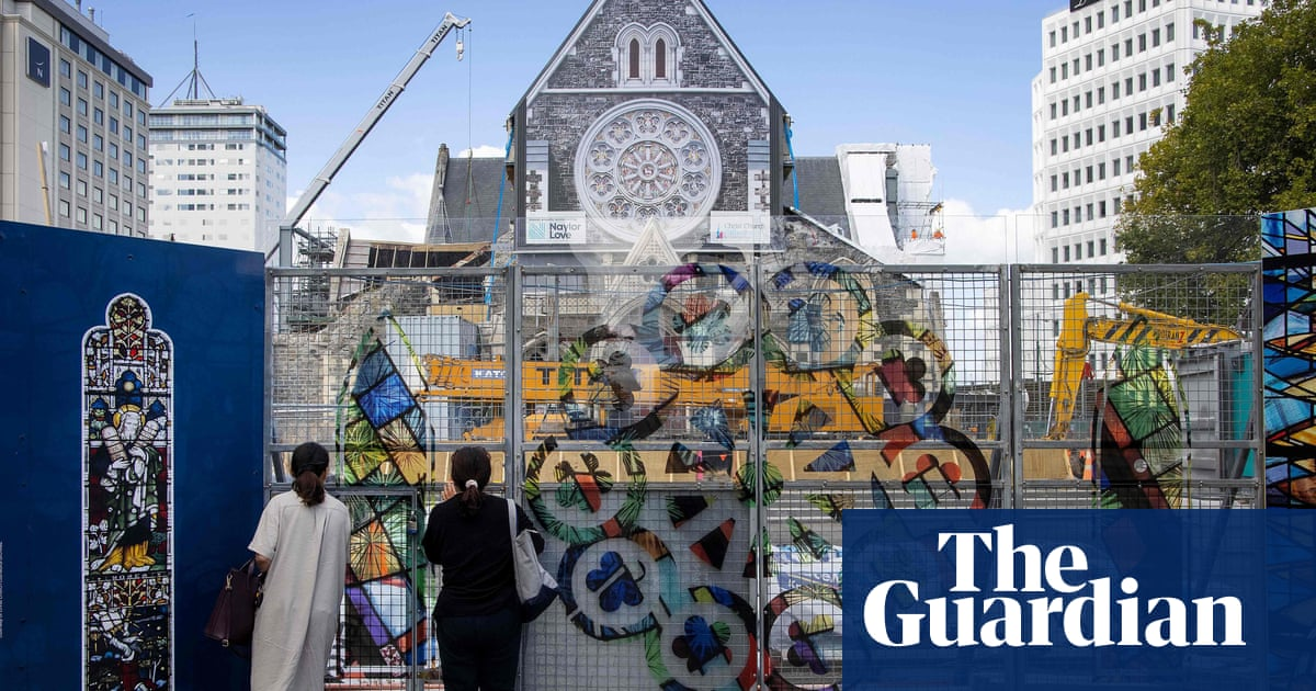 Healing the heart of the city: the battle to restore Christchurch's cathedral