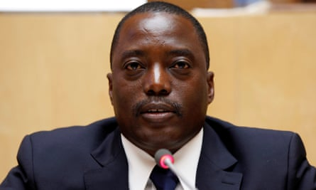Joseph Kabila promised not to seek a third term as president of the Democratic Republic of Congo.