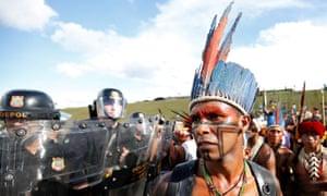 brazil indigenous people