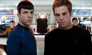 Guess who's back? Star Trek