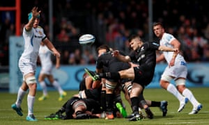 Richard Wigglesworth believes Saracens v Leinster is 'probably the Champions Cup final everyone wanted'.