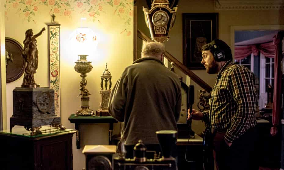 'Voyeuristic tang' … S-Town producer Brian Reed.