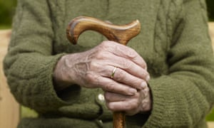 There is no need for the elderly to be left idle.